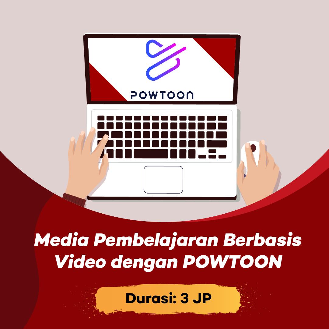 Photo Membuat Media Pembelajaran Berbasis Video dengan POWTOON