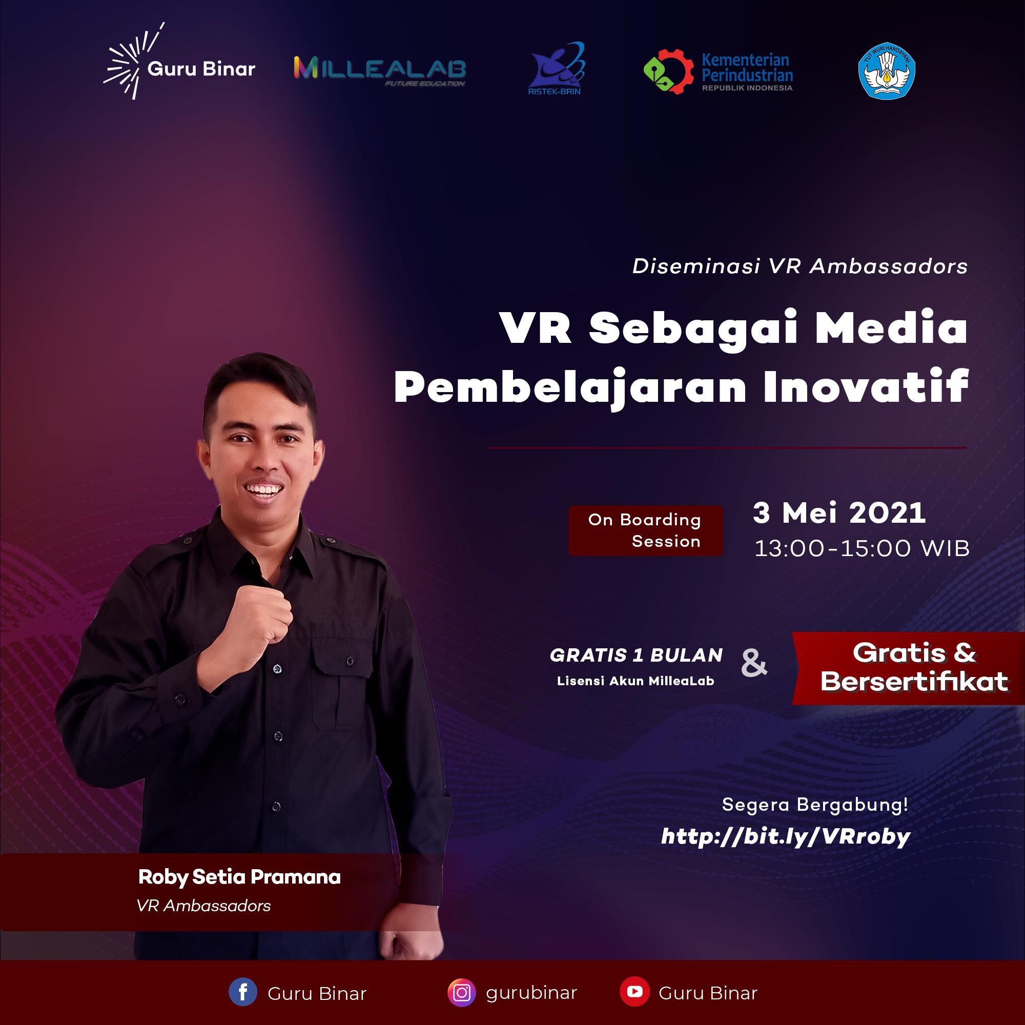 Photo  Inovasi Perancangan Media Pembelajaran Berbasis VR (Kelas III)