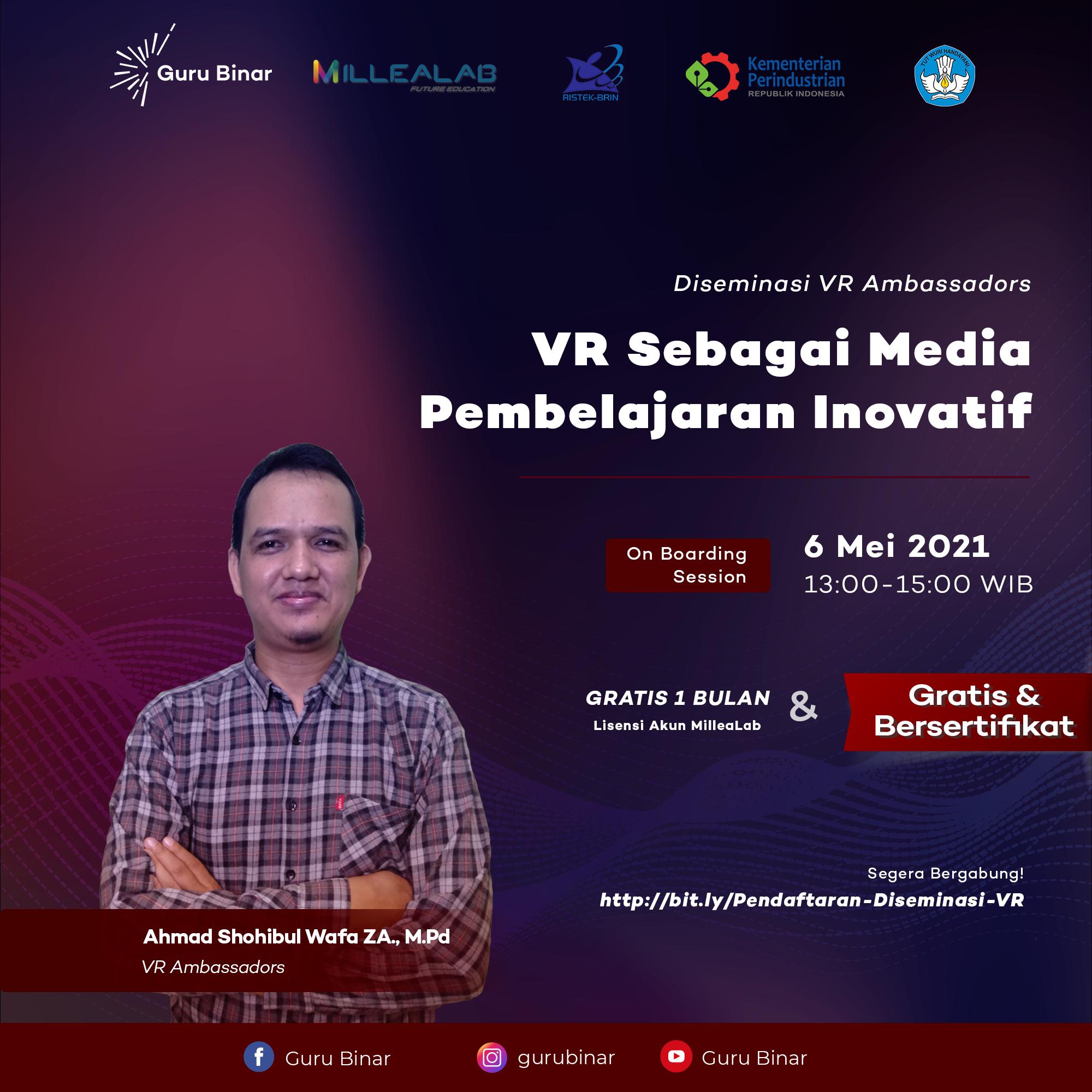 Photo  Inovasi Perancangan Media Pembelajaran Berbasis VR (Kelas V)
